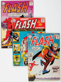 DC Silver Age Comics Group of 21 (DC, 1957-68) Condition: Average GD-.... (Total: 21 Comic Books)