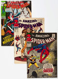 The Amazing Spider-Man Group of 43 (Marvel, 1967-78) Condition: Average FN+.... (Total: 43 Comic Books)