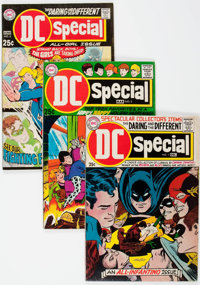 DC Special #1-29 Complete Series Group (DC, 1968-77) Condition: Average FN+.... (Total: 29 Comic Books)