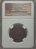 Betts Medals, Undated Cartagena Naval Victory, Feuardent-12913 -- EnvironmentalDamage -- NGC Details. Fine. ...