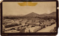 Photography:Cabinet Photos, Tucson, Arizona: Rare Early Photograph. ...