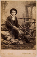 Photography:Cabinet Photos, Tombstone, Arizona: Photograph from Fly's Gallery....