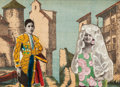 Photographs, Charles Henri Ford (American, 1913-2002). Spain, 1934. Mixedmedia collage. 10-1/2 x 7-1/2 inches (26.7 x 19.1 cm). Anno...