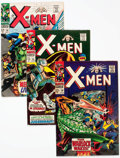 Silver Age (1956-1969):Superhero, X-Men Group of 8 (Marvel, 1967-84) Condition: Average FN+.... (Total: 8 Comic Books)