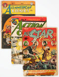 Golden Age (1938-1955):Miscellaneous, Comic Books - Assorted Golden Age Comics Group of 10 (Various Publishers, 1940s-50s) Condition: Coverless/PR.... (Total: 10 Comic Books)