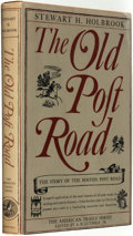 Books:Americana & American History, Stewart H. Holbrook. The OId Post Road. The Story of the BostonPost Road. New York Toronto London: McGraw-Hill, 196...