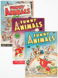 Golden Age (1938-1955):Funny Animal, Funny Animals Crowley File Copy Group of 12 (Fawcett Publications,1943-45).... (Total: 12 Comic Books)