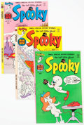 Bronze Age (1970-1979):Cartoon Character, Casper-Related File Copies Box Lot (Harvey, 1950s-70s) Condition:Average VF/NM....