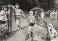 Photographs, Shelby Lee Adams (American, b. 1950). The Newzome Children, 1997. Gelatin silver. 13-1/4 x 18-3/4 inches (33.7 x 47.6 cm...