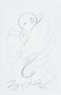 Original Comic Art:Miscellaneous, James Jean Fables Cover Preliminary Original Art(undated)....