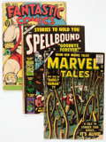 Golden Age (1938-1955):Miscellaneous, Golden Age Comics Group of 7 (Various Publishers, 1950s).... (Total: 7 Comic Books)