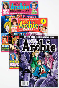 Life With Archie Group (Archie, 2010-2014) Condition: Average FN.... (Total: 41 Comic Books)