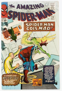 The Amazing Spider-Man #24 (Marvel, 1965) Condition: FN/VF