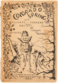 Books:Americana & American History, Thomas C. Parrish. Colorado Springs: Its Climate, Scenery andSociety. Colorado Springs: The Gazette Printing Compan...