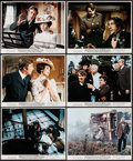 "Movie Posters:Comedy, The Wrong Box (Columbia, 1966). Color Photo Set of 12 (8"" X 10""). Comedy.. ... (Total: 12 Items)"
