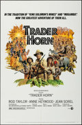 "Movie Posters:Adventure, Trader Horn & Others Lot (MGM, 1973). One Sheets (4) (27"" X41""). Adventure.. ... (Total: 4 Items)"