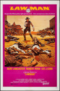 """Movie Posters:Western, Lawman & Others Lot (United Artists, 1971). One Sheets (3) (27"""" X 41""""). Western.. ... (Total: 3 Items)"""