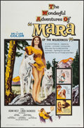 "Movie Posters:Adventure, Mara of the Wilderness & Others Lot (Allied Artists, 1965). OneSheets (6) (27"" X 41"") & Television Poster (25"" X 38""). Adve...(Total: 7 Items)"