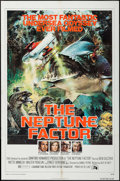 """Movie Posters:Science Fiction, The Neptune Factor & Others Lot (20th Century Fox, 1973). OneSheets (7)(27"""" X 41""""). Science Fiction.. ... (Total: 6 Items)"""