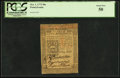 Colonial Notes:Pennsylvania, Pennsylvania October 1, 1773 50s PCGS About New 50.. ...