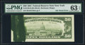Error Notes:Ink Smears, Fr. 2120-B $50 1981 Federal Reserve Note. PMG Choice Uncirculated63 EPQ.. ...