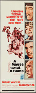 "Movie Posters:Exploitation, A House Is Not a Home (Embassy, 1964). Inserts (7) Identical (14"" X36""). Exploitation.. ... (Total: 7 Items)"