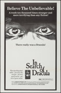 "Movie Posters:Documentary, In Search of Dracula & Other Lot (Independent-International, 1975). One Sheets (15) (27"" X 41""). Documentary.. ... (Total: 15 Items)"