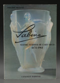 Art Glass:Other , A Sabino Glass Reference Book by Philippe Decelle. ...