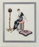 Erté (Romain de Tirtoff) (Russian/French, 1892-1990) Harmony, 1986 Embossed screenprint with foil stamping 33 x 2...