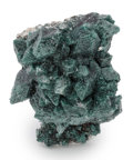 Minerals:Small Cabinet, Apophyllite. Jalgaon District. Maharashtra. India. 3.19 x 2.74 x 1.54 inches (8.09 x 6.95 x 3.92 cm). ...