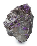 Minerals:Cabinet Specimens, Sugilite. Wessels Mine, Hotazel. Kalahari manganesefield. Northern Cape Province, South Africa. 4.21 x3.18 x...