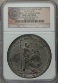 Betts Medals, 1783 Peace of Versailles, Libertas Americana, Betts-608 -- MountRemoved -- NGC Details. Unc. ...