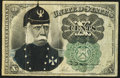 Fractional Currency:Fifth Issue, Fr. 1264 10¢ Fifth Issue King of Prussia, Wilhelm I Satirical VeryFine.. ...
