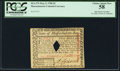Colonial Notes:Massachusetts, Massachusetts May 5, 1780 $2 PCGS Choice About New 58.. ...