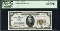 Small Size:Federal Reserve Bank Notes, Fr. 1870-G $20 1929 Federal Reserve Bank Note. PCGS Choice New 63PPQ.. ...