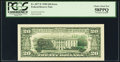 Error Notes:Third Printing on Reverse, Fr. 2077-F $20 1990 Federal Reserve Note. PCGS Choice About New 58PPQ.. ...