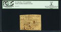 Colonial Notes:North Carolina, North Carolina December, 1771 2s6d Duck PCGS Apparent Good 06.. ...