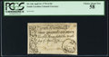 Colonial Notes:South Carolina, South Carolina April 10, 1778 3s 9d PCGS Choice About New 58.. ...