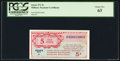 Military Payment Certificates:Series 471, Series 471 5¢ PCGS Choice New 63.. ...