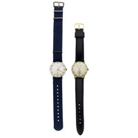Marvin & Election Two Swiss Vintage Non-Magnetic Wristwatches