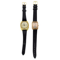Two Bulova Watches