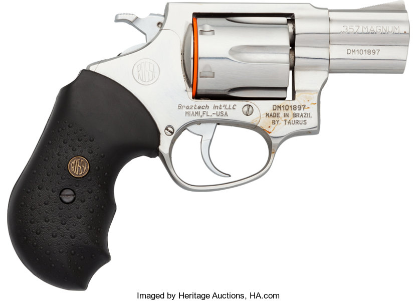 Rossi Model 462 Double Action Revolver by Taurus