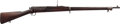 Long Guns:Bolt Action, U.S. Springfield Armory Model 1898 Krag Bolt Action Rifle....