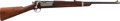 Long Guns:Bolt Action, U.S. Springfield Armory Model 1898 Krag Bolt Action Rifle in 1899Carbine Configuration....