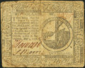 Colonial Notes:Continental Congress Issues, Continental Currency May 9, 1776 $2 Fine-Very Fine.. ...