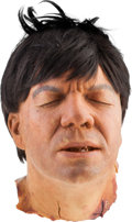 "Movie/TV Memorabilia:Props, A Prop Severed Head from ""Rambo"" (aka ""Rambo 4""). ..."