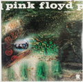 Music Memorabilia:Recordings, Pink Floyd A Saucerful Of Secrets Sealed Stereo LP (Tower5131, 1967)....