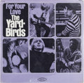 Music Memorabilia:Recordings, The Yardbirds For Your Love Sealed Mono LP (Epic 24167,1965)....