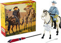 Non-Sport Cards:Other, Vintage Hartland - General Robert E. Lee With Box and Name Tag. ...