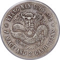 China:Kiangnan, China: Kiangnan. Empire Dollar CD 1898 VF Details (Chopmark) Genuine PCGS,...
